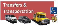 Transfers, Transportation and Tours by AdvenTours PUERTO RICO �